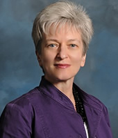 Headshot Photo of Vera Polyakova-Norwood